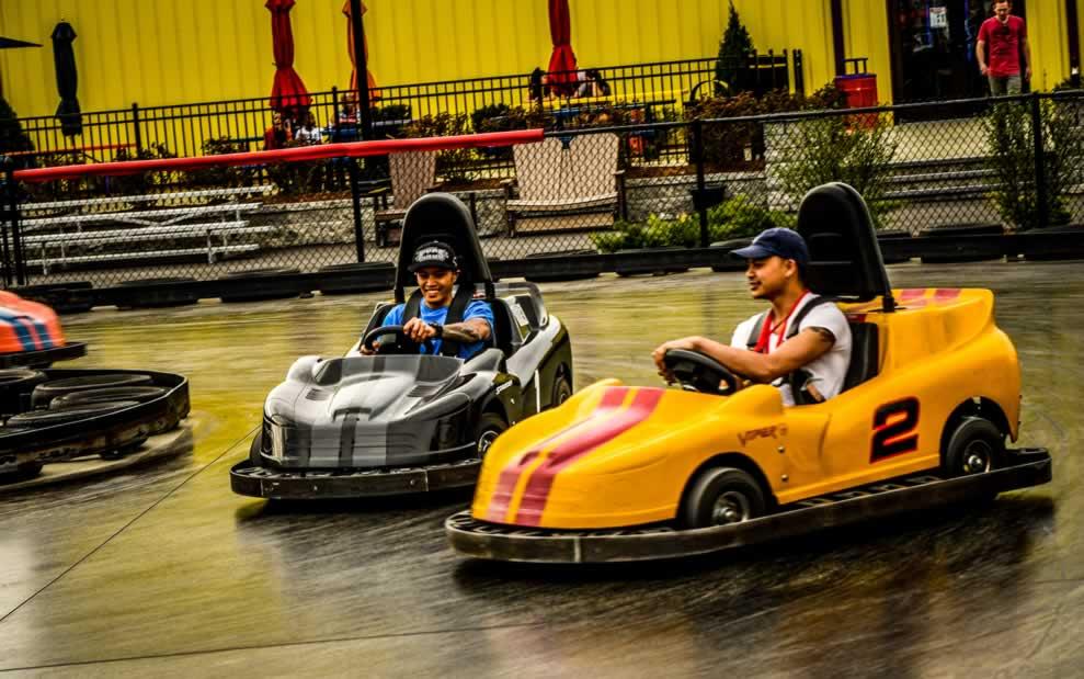 Bumper Cars – Seekonk Grand Prix